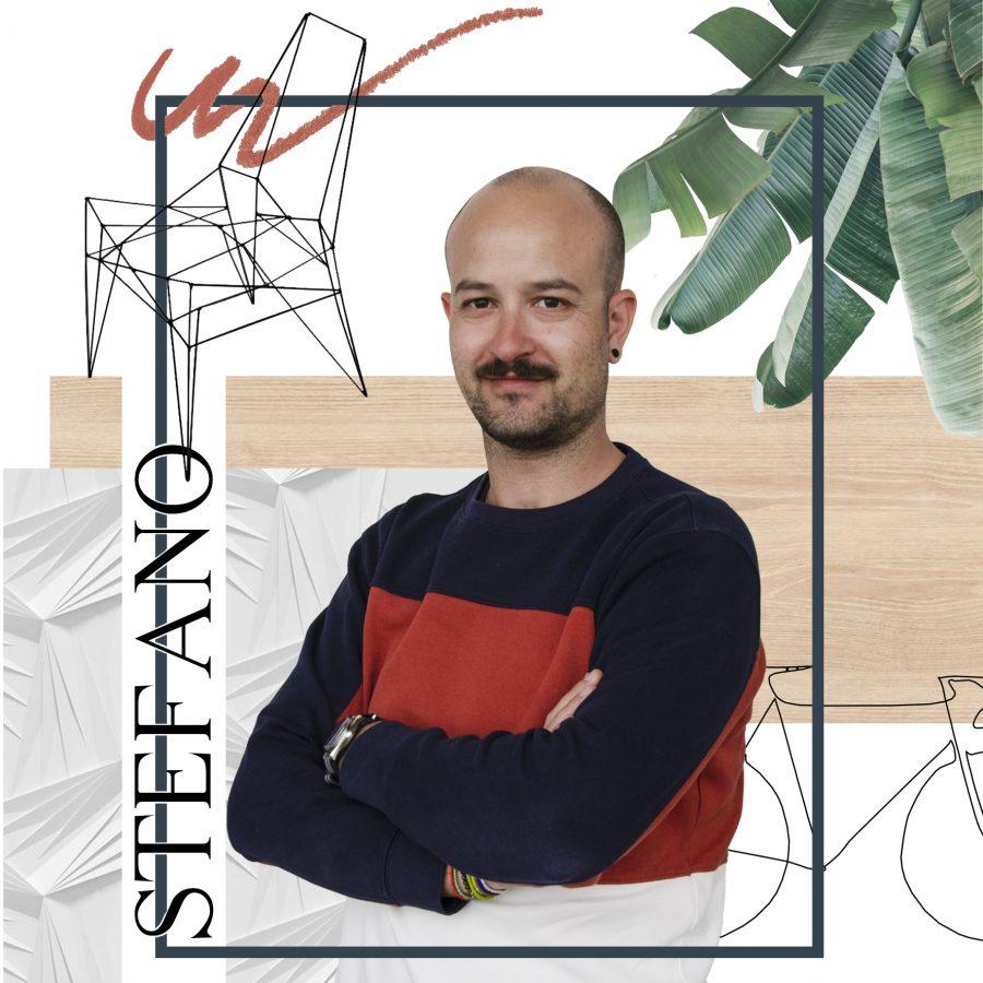 Designer Stefano Maccaroni