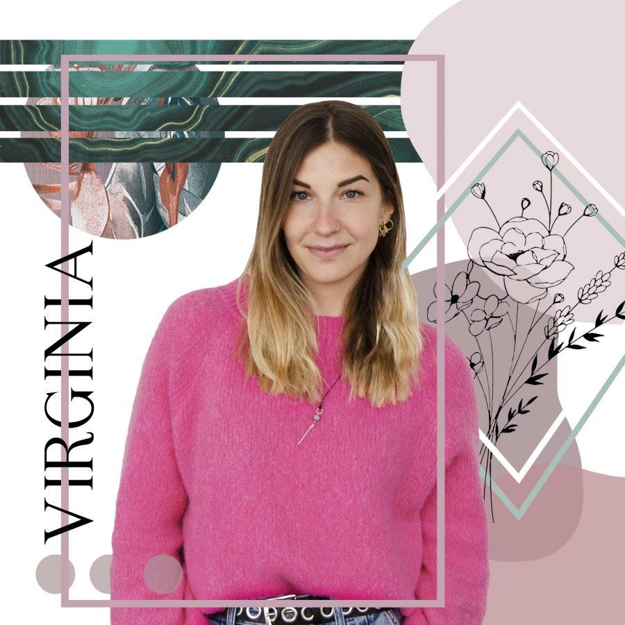 Designer Virginia Fabbrini